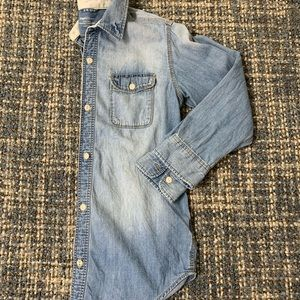 Gap Kids denim shirt